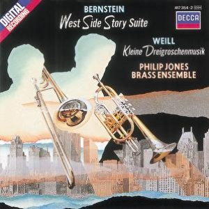 Image for 'Bernstein: West Side Story/Weill: Little Threepenny Music'