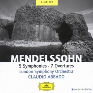 Image for '5 Symphonies / 7 Overtures (London Symphony Orchestra feat. conductor: Claudio Abbado)'