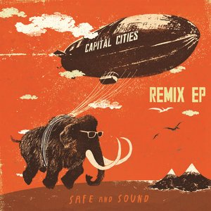 Image for 'Safe And Sound Remix EP'