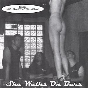 Bild für 'She Walks On Bars'
