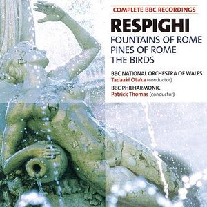 Imagem de 'BBC Music, Volume 15, Number 7: Fountains of Rome / Pines of Rome / The Birds'