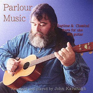 Image for 'Parlour Music - Ragtime & Classical duets for uke and guitar'