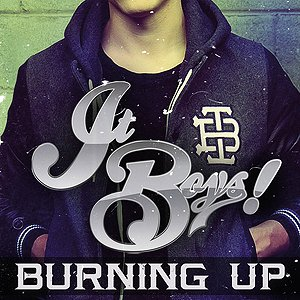 Image for 'Burning Up'