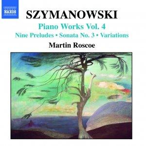 Image for 'SZYMANOWSKI: Piano Works, Vol.  4'