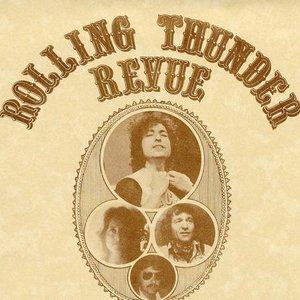 Image pour 'Bob Dylan & The Rolling Thunder Revue'