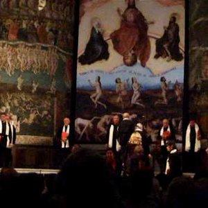 Image for 'Choeur des moines bénédictins de Santo Domingo de Silos'