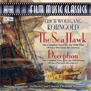 Image for 'Korngold: Sea Hawk (The) / Deception'