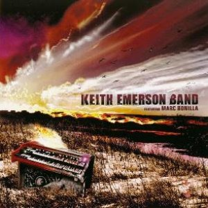 Immagine per 'Keith Emerson Band'