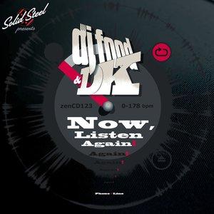 Bild för 'DJ Food & DK: Now, Listen Again!'