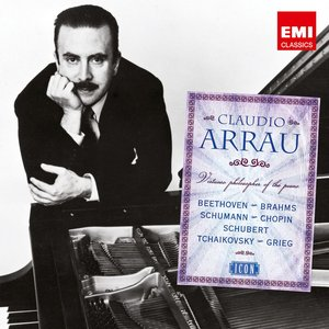 Image for 'Icon: Claudio Arrau'