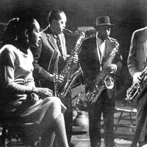 Image pour 'Billie Holiday and Her Orchestra'