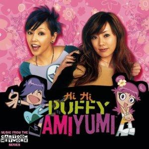 Immagine per 'Hi Hi Puffy Amiyumi: Music from the Series'