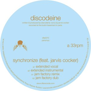 Image for 'Synchronize (feat. Jarvis Cocker)'