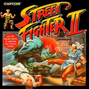 Image pour 'Street Fighter II'
