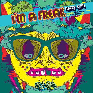 Image for 'I'm A Freak'