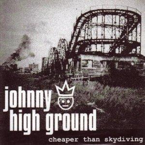 """Cheaper Than Skydiving""的封面"
