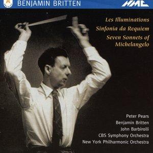 Image for 'Benjamin Britten: Les Illuminations'