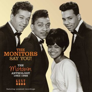 Image for 'Say You! The Motown Anthology 1963-1968'