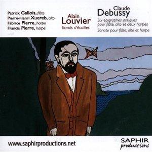 Image for 'Sonate pour flûte, alto et harpes - Six épigraphes antiques - Envols D'écailles'
