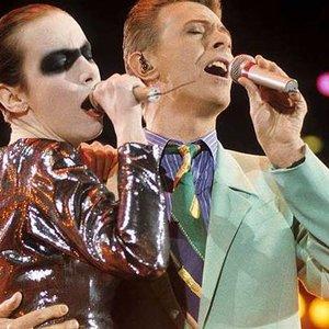Image for 'David Bowie & Annie Lennox'