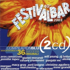 Image for 'Festivalbar 2003 Compilation Blu (disc 1)'