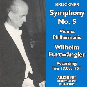 Image for 'Bruckner : Symphony No.5 (Live 1951)'