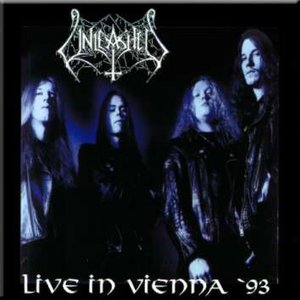 Image for 'Live in Vienna '93'