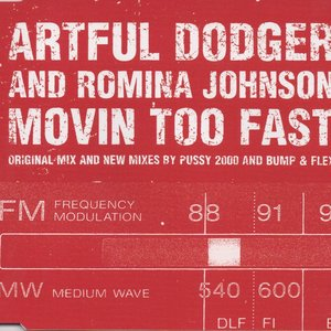 Image for 'Movin' Too Fast'