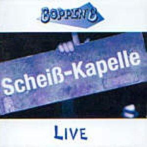 Image pour 'Scheiß-Kapelle Live'
