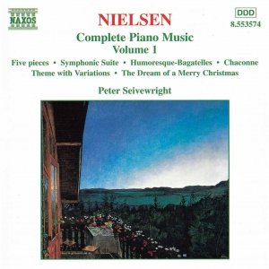 """NIELSEN, C.: Piano Music, Vol.  1""的图片"