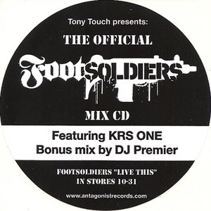 Image for 'Footsoldiers mixtape'