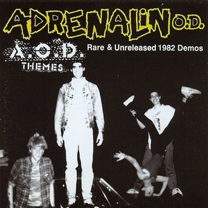 Imagen de 'A.O.D. Themes - Rare & Unreleased 1982 Demos'
