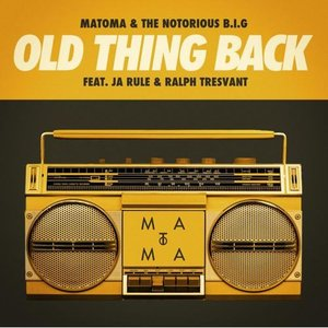 Image for 'Old Thing Back (feat. Ja Rule and Ralph Tresvant) - Club Edit'