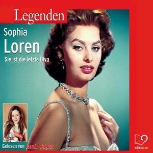Image for 'Legenden - Das Leben von Sophia Lauren (gelesen von Jasmin Wagner)'