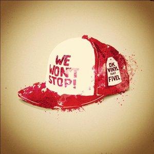 Bild für 'We Won't Stop! [web-single]'