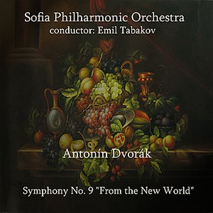"Image for 'Antonín Dvořák: Symphony No. 9 in E Minor, ""From the New World"", Op. 95, B. 178'"