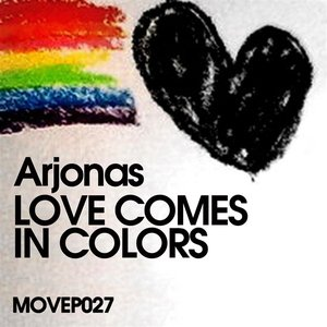 Image for 'Love Comes In Colors EP'