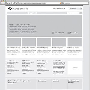 Image for 'The Wireframes'