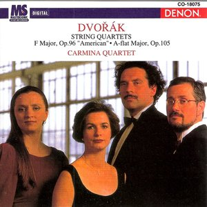 Image for 'Dvorák: String Quartets'