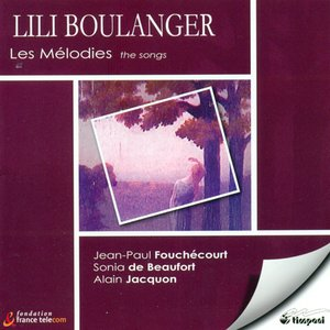 Image for 'Boulanger, L.: Les Melodies'