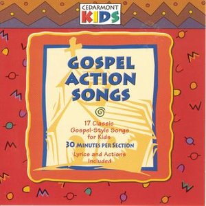 Image for 'Gospel Action Songs'