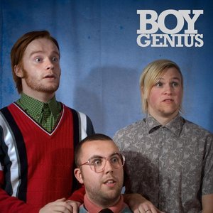 Image for 'Boy Genius'