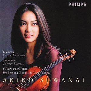 Image for 'Dvorák: Violin Concerto / Sarasate: Carmen Fantasy'