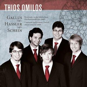Imagem de 'Gallus, Hassler, Schein: Contrasts in German Church Music around 1600'