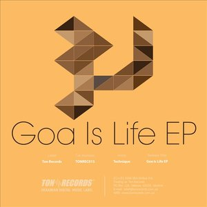 Image for 'Goa Is Life EP'