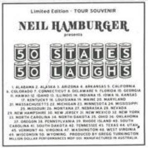 Bild für '50 States 50 Laughs'