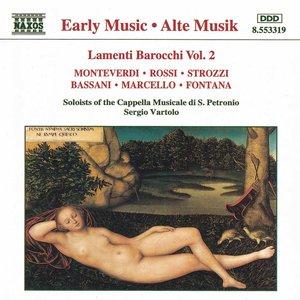 Image for 'Lamenti Barocchi, Vol.  2'