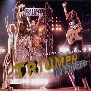Image for 'King Biscuit Flower Hour: Triumph'