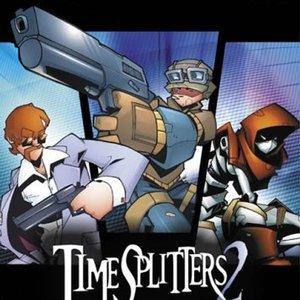 """TimeSplitters 2 Original Soundtrack""的封面"