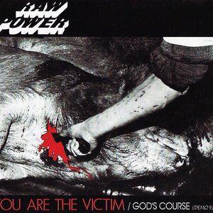 Image for 'You Are The Victim / God's Course'